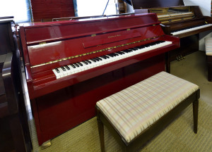 Piano sale-3 red