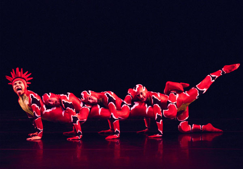 Momix Dance Group 107